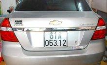 Bán ô tô Chevrolet Aveo đời 2012, màu bạc, nhập khẩu mới chạy 20000 km, giá chỉ 300 triệu giá 300 triệu tại Bình Dương