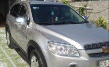 Bán ô tô Chevrolet Captiva năm sản xuất 2007, màu bạc, giá cạnh tranh giá 310 triệu tại Tiền Giang