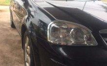 Cần bán gấp Chevrolet Lacetti 2012, màu đen chính chủ giá 250 triệu tại Bắc Giang