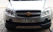 Bán xe Chevrolet Captiva LT đời 2007, màu bạc, xe nhập giá 252 triệu tại Tp.HCM