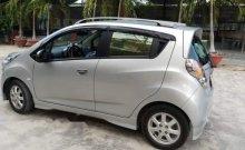 Cần bán xe Chevrolet Spark 2012, màu bạc giá 270 triệu tại Khánh Hòa