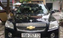 Cần bán xe Chevrolet Aveo đời 2007, màu đen, xe nội ngoại thất đẹp như mới giá 260 triệu tại Quảng Ninh