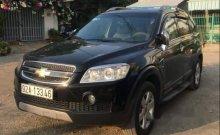 Bán Chevrolet Captiva LT 2007, màu đen, nhập khẩu, giá tốt giá 275 triệu tại An Giang