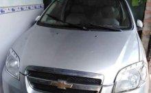 Cần bán gấp Chevrolet Aveo 2012, màu bạc, xe gia đình giá 235 triệu tại Bình Dương
