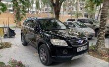 Bán Captiva LT 2007 bản full, xe đang đi ngon lành không lỗi giá 290 triệu tại Hà Nội