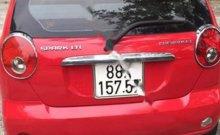 Cần bán xe Chevrolet Spark LS 0.8 MT năm sản xuất 2011, màu đỏ  giá 110 triệu tại Tuyên Quang