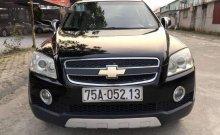 Bán Chevrolet Captiva LTZ đời 2009, màu đen số tự động, giá chỉ 295 triệu giá 295 triệu tại Hải Dương