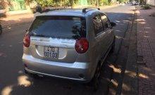 Cần bán Chevrolet Spark Van 2011, màu bạc giá 115 triệu tại Gia Lai