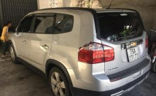 Chính chủ bán Chevrolet Orlando LTZ 1.8 sản xuất năm 2017, màu bạc giá 620 triệu tại Khánh Hòa