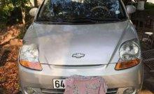 Bán xe Chevrolet Spark sản xuất 2011, màu bạc giá 130 triệu tại Vĩnh Long
