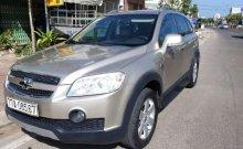 Cần bán gấp Chevrolet Captiva sản xuất 2009, màu bạc số sàn giá 285 triệu tại Bình Định