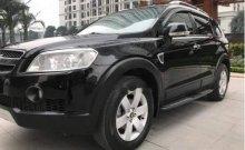 Bán xe Chevrolet Captiva LT năm 2009, màu đen ít sử dụng, 286 triệu giá 286 triệu tại Hà Nội