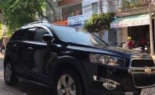 Bán Chevrolet Captiva 2.4 LT sản xuất 2013, màu đen, xe gia đình, giá 495tr giá 495 triệu tại Khánh Hòa