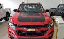 Bán Chevrolet Colorado đời 2018, màu đỏ, nhập khẩu giá 604 triệu tại Bình Định