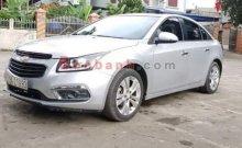 Cần bán lại xe Chevrolet Cruze LTZ 2017, màu bạc  giá 485 triệu tại Thái Nguyên