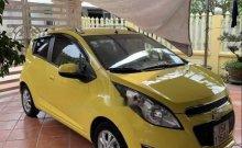 Cần bán gấp Chevrolet Spark đời 2014, màu vàng giá 169 triệu tại Hải Phòng