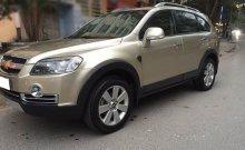 Gia đình đã hết nhu cầu sử dụng 4 bánh nên bán xe Captiva 2009 ĐK 2010, LTZ, bản max, máy xăng giá 353 triệu tại Tp.HCM