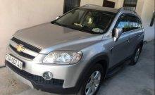 Cần bán gấp Chevrolet Captiva đời 2007, màu bạc chính chủ giá 350 triệu tại Khánh Hòa