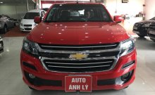 Bán Chevrolet Colorado đời 2017, màu đỏ, nhập khẩu giá 505 triệu tại Phú Thọ