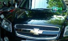 Cần bán xe Chevrolet Captiva LT đăng ký 2010, màu đen, xe gia đình, giá tốt 347tr giá 347 triệu tại Bình Định