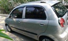 Gia đình bán Chevrolet Spark đời 2010, ĐK 2011, màu bạc giá 109 triệu tại Hà Tĩnh