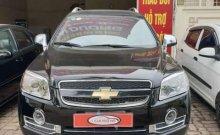 Bán lại xe Chevrolet Captiva đời 2009, màu đen, 285 triệu giá 285 triệu tại Hải Dương