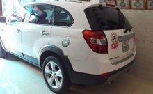 Cần bán lại xe Chevrolet Captiva sản xuất năm 2012, màu trắng xe gia đình, giá chỉ 460 triệu giá 460 triệu tại Tp.HCM