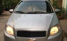 Cần bán xe Chevrolet Aveo LT sản xuất năm 2017, màu bạc số sàn, 295 triệu giá 295 triệu tại Tp.HCM