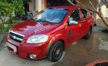 Cần bán Chevrolet Aveo đời 2012, màu đỏ xe gia đình giá 229 triệu tại Trà Vinh
