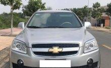 Cần bán ô tô Captiva LTZ 2009, màu bạc, số tự động, gia đình ít đi, trùm mền là nhiều giá 315 triệu tại Tp.HCM