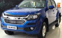 Cần bán Chevrolet Colorado MT đời 2018, màu xanh lam, nhập khẩu giá 604 triệu tại Gia Lai