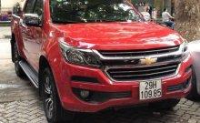 Bán lại xe Chevrolet Colorado sản xuất năm 2018, màu đỏ, số tự động giá 680 triệu tại Hà Nội