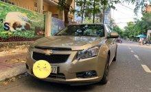 Bán xe Chevrolet Cruze LTZ 1.8 AT đời 2011, màu vàng, chính chủ đang sử dụng giá 345 triệu tại Bình Định