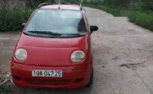 Bán Chevrolet Matiz sản xuất 2001, màu đỏ, nhập khẩu giá 42 triệu tại Hà Nội