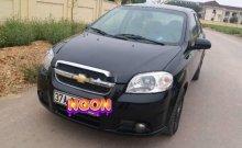 Cần bán gấp Chevrolet Aveo đời 2011, màu đen giá 190 triệu tại Nghệ An