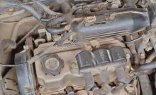 Cần bán lại xe Chevrolet Spark LT 0.8 MT đời 2009, màu vàng giá 100 triệu tại Hà Giang