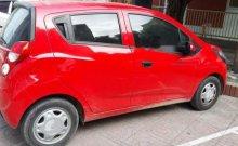 Bán Chevrolet Spark Van 1.2MT năm 2016, màu đỏ, đăng ký tháng 9/2016, đang nguyên bản giá 195 triệu tại Nghệ An