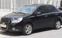 Bán ô tô Chevrolet Aveo đời 2017, màu đen, xe nhập   giá 380 triệu tại Đồng Tháp