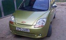 Bán xe Chevrolet Spark đời 2009, màu xanh lục, nhập khẩu giá 85 triệu tại Nghệ An
