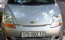 Bán xe Chevrolet Spark sản xuất năm 2011, màu bạc ít sử dụng giá 120 triệu tại Nghệ An