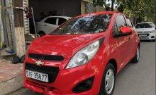 Cần bán xe Chevrolet Spark LS 1.0MT sản xuất năm 2015, màu đỏ, đăng kí 2015 giá 206 triệu tại Bình Dương