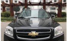 Bán xe Chevrolet Captiva LT sản xuất 2009, màu đen ít sử dụng giá 275 triệu tại Hà Nội