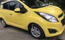 Cần bán gấp Chevrolet Spark 2013, màu vàng, máy nguyên bản giá 175 triệu tại Quảng Ninh