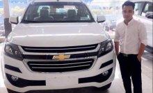 Bán Chevrolet Colorado 2.5L 4x2 MT 2018, màu trắng, xe nhập  giá 594 triệu tại Tp.HCM