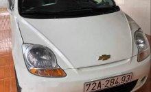 Cần bán Chevrolet Spark MT đời 2009, màu trắng  giá 125 triệu tại Đồng Nai