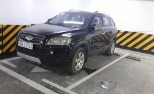 Xe Chevrolet Captiva 2.4 AT đời 2008, màu đen   giá 285 triệu tại Hà Nội