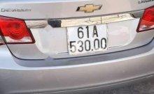 Bán Chevrolet Cruze đời 2014, màu bạc, giá 360tr giá 360 triệu tại Bình Dương