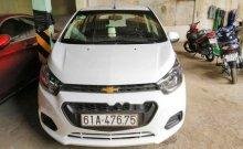 Bán lại xe Chevrolet Spark sản xuất 2018, màu trắng số sàn giá 285 triệu tại Tp.HCM