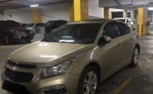 Bán gấp Chevrolet Cruze 2016, số tự động, màu vàng, xe mình đứng tên chính chủ, đi được 46.000km giá 480 triệu tại Tp.HCM
