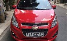 Bán Chevrolet Spark LTZ 2014, màu đỏ, nhập khẩu   giá 245 triệu tại Tp.HCM